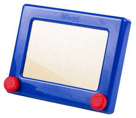 Seva Magnetyczna tabela wykresu GRAFO, niebieski