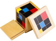 Montessori Trinomická kocka
