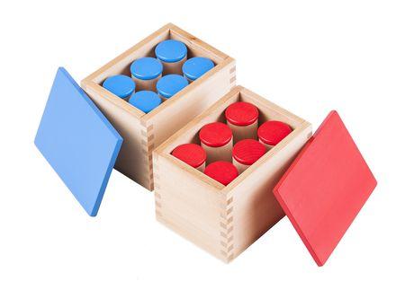 Montessori Zvočni valji