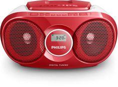 Philips AZ215 prenosni radio s CD predvajalnikom