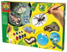 SES set Ustvarjam z mavcem, Srhljive živali