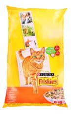 Friskies Csirkés macskaeledel - 10 kg