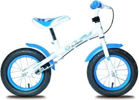 Olpran rowerek biegowy Jully white/blue