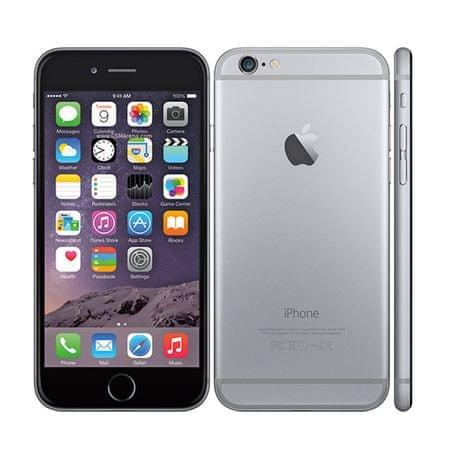 Apple iPhone 6S, 128 GB, vesmírně šedý