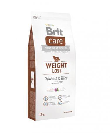 Brit shujševalna hrana za pse Care, zajec, 12 kg