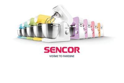 sencor pastels