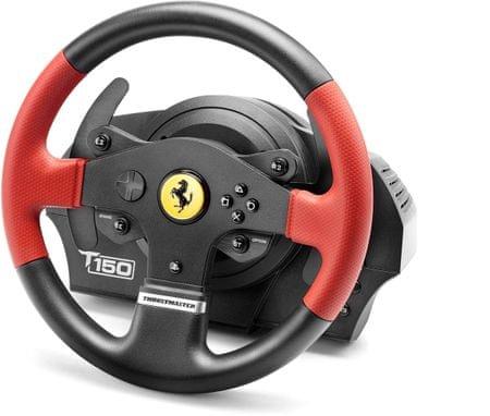 Thrustmaster kierownica z pedałami T150 Ferrari