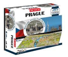 4D Cityscape Prága puzzle