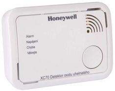 Honeywell XC70 CO ALARM HONEYWELL szén-monoxid vészjelző