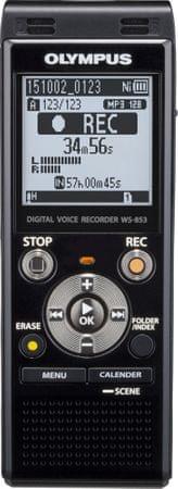 Olympus dyktafon WS-853