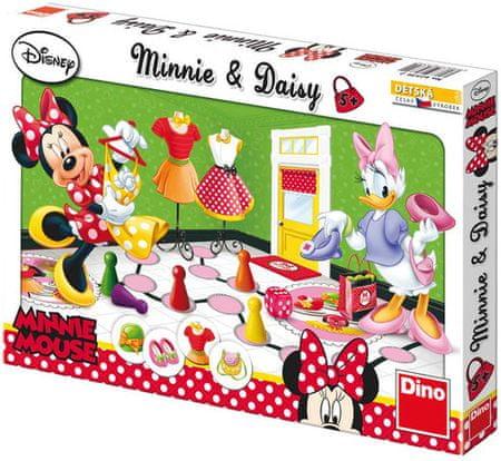 DINO društvena igra Minnie i Daisy