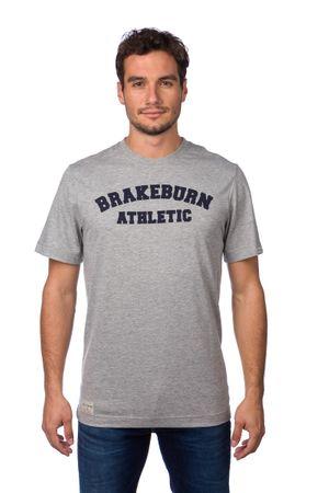 Brakeburn pánské tričko XXL šedá