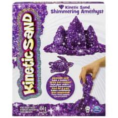 Kinetic Sand Csillogó lila homok 454 g