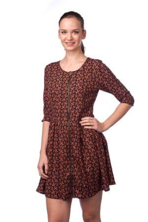 Brave Soul dámské šaty Laurena M vícebarevná