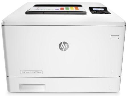HP barvni tiskalnik Color LaserJet Pro 400 M452dn