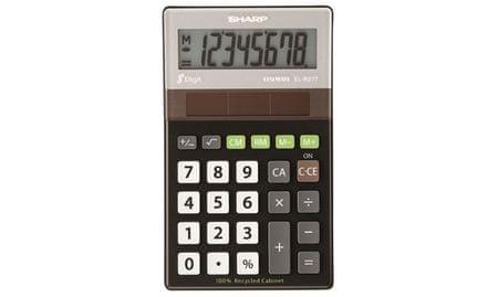 Sharp kalkulator ELR277BBK