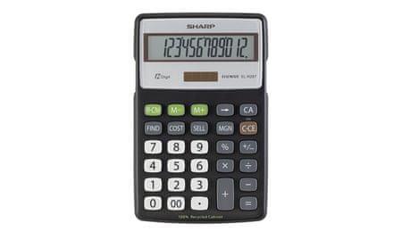 Sharp kalkulator ELR287BBK