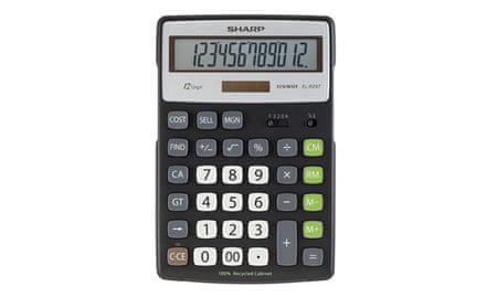 Sharp kalkulator ELR297BBK