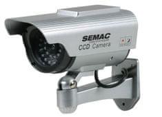 Optex imitacja zewnętrznej kamery solarnej CAM 565
