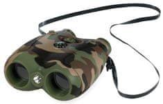 Safari Ltd. Maskovaný ďalekohľad so svetlom a kompasom