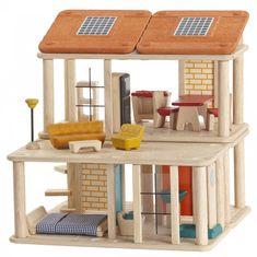 Plan Toys Ustvarjalna hišica za lutke