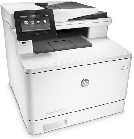 HP Color LaserJet Pro MFP M477fdn Színes lézernyo