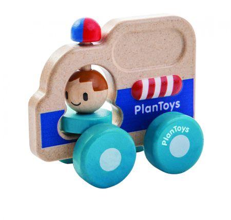 Plan Toys Tűzoltó autó