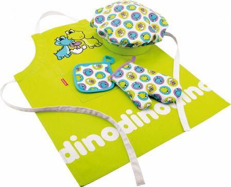 b37968f6a20ba Tescoma Detská kuchárska súprava DINO zelená | MALL.SK