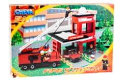 Cheva Stavebnice 21 - Požární stanice