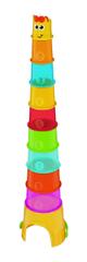 B-Kids Maxi Kubki do układania Żyrafa