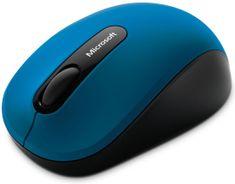 Microsoft Bluetooth 3600 Vezeték nélküli egér, Kék