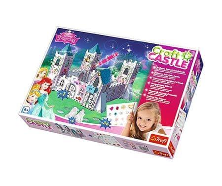 Trefl Princeznin Pohádkový zámek Craft Castle
