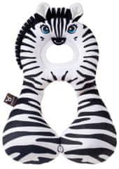 BenBat Nákrčník s opěrkou hlavy 1-4 roky, Zebra
