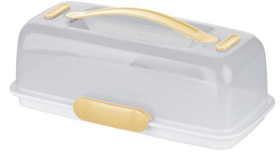 Tescoma Chladiaci podnos s poklopom Delícia 36 x 18 cm (630844) - žltá