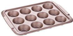 Tescoma Forma 12 muffinov DELÍCIA GOLD 39x28 cm