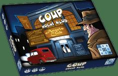 REXhry Coup: Noční klub