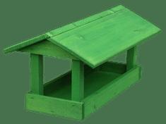 Dřevěné krmítko - Velké
