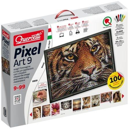 Quercetti Pixel Art 9
