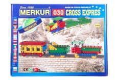 Merkur CROSS EXPRESS M 030 Vonat modellező készlet