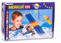 Merkur M014 Repülőgép építőkészlet, 141 darabos