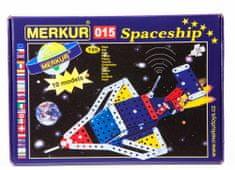 Merkur M 0515 Űrhajó