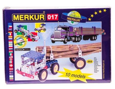 Merkur 017 Kamion építőkészlet