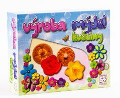 Deti Art Výroba mýdel - Květiny
