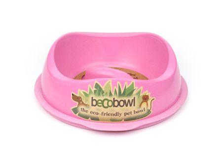 Beco Bowl Slow Feed Large różowa