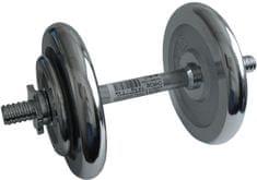 Acra Krómozott kézisúlyzó, 14 kg