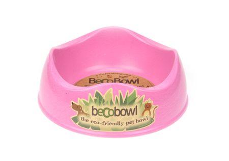 Beco Bowl Large Etetőtál, 1,5 l, Rózsaszín