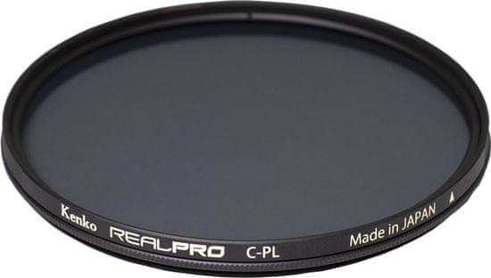 Kenko 58mm CP-L polarizační filtr RealPro ASC