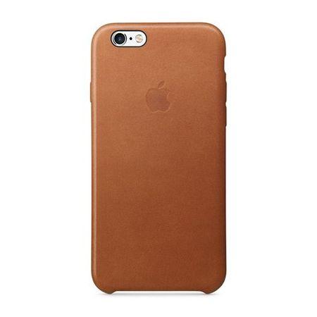 Apple usnjen ovitek za iPhone 6s Plus, Saddle Brown