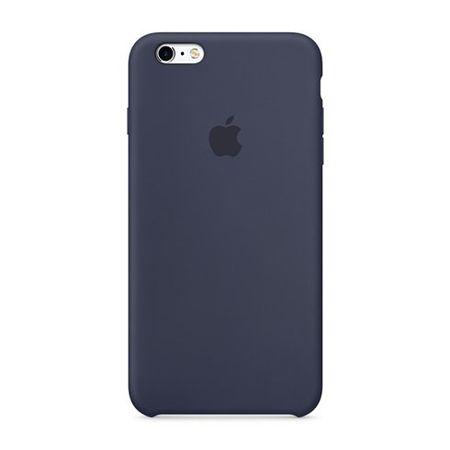 Apple silikonski ovitek iPhone 6s, moder