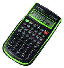 Citizen kalkulator SR-270NGR, zelen